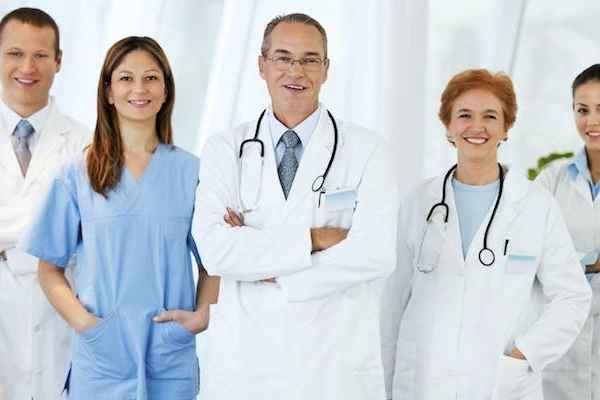 Orvosi stáb