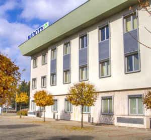 Medcity Egészségközpont épülete