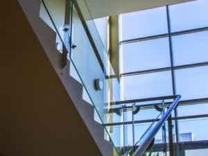 MedCity lépcsőház