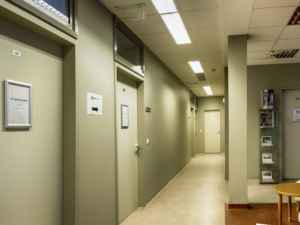 MedCity folyosó