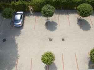MedCity Egészségközpont parkoló