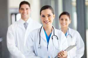 Orvosi team